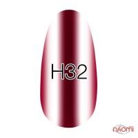 Лак Kodi Professional Hollywood H 32 розово-красный хроматик, 8 мл