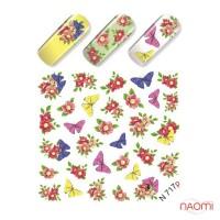 Слайдер-дизайн N 717 р Бабочки
