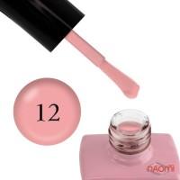 Гель-лак однофазный Master Professional 12 розово-персиковая пудра эмалевый, 10 мл