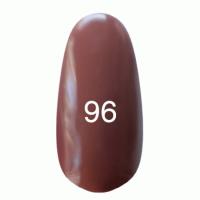 Гель-лак Kodi Professional 096 темно-кофейный, 8 мл