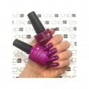 CND Shellac Art Vandal Magenta Mischief фиолетово-розовый с шиммером, 7,3 мл, фото 2, 339.00 грн.