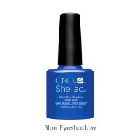CND Shellac Blue Eyeshadow синий, 7,3 мл