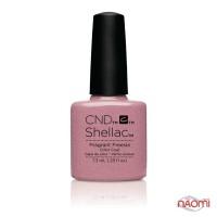 CND Shellac Fragrant Freesia нежно-розовый с шиммерами, 7,3 мл