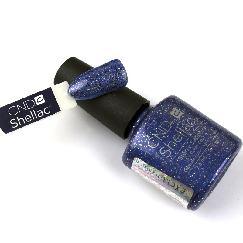 CND Shellac Starry Sapphire, 7,3 мл, фото 2, 339.00 грн.