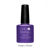 CND Shellac Video Violet фиолетовый, 7,3 мл