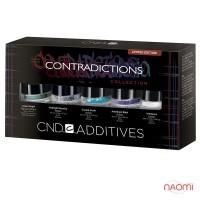 Набор осенних пигментов для маникюра CND Additives Contradictions 2015
