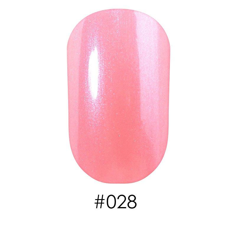 Лак Naomi 028 нежный перламутрово-кремовый с розовым оттенком, 12 мл, фото 1, 60.00 грн.