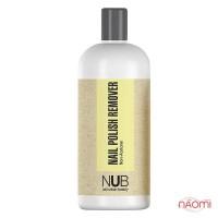 Рідина для зняття лаку NUB Non-Acetone Nail Polish Remover, 500 мл