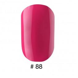 Лак Naomi 088 яскравий рожево-малиновий, 12 мл