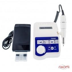 Фрезер манікюрний Electric Drill YS 8500, білий