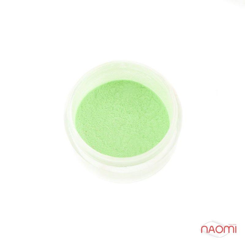Акриловая пудра, цвет зелёный, 11 г, фото 1, 30.00 грн.