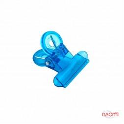 Прищіпка для затискання нігтів (пластмасова, мала)