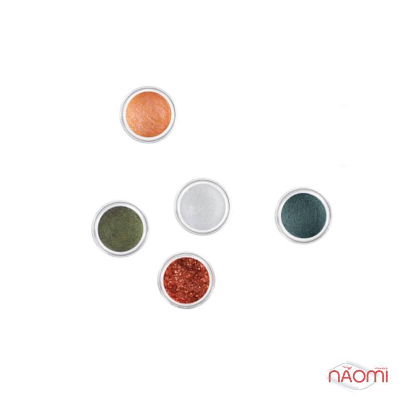 Набор пигментов CND Additives Craft Culture, 5 шт., фото 2, 810.00 грн.
