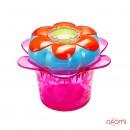 Расческа Tangle Teezer Magic Flowerpot Popping Purple, цвет фиолетовый, фото 4, 420.00 грн.