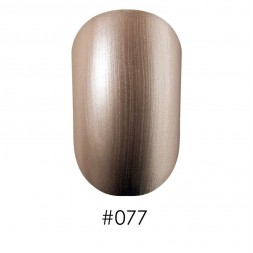 Лак Naomi 077 металлический медно-золотой, 12 мл