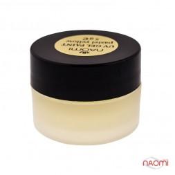 Гель-краска Naomi UV Gel Paint Pastel Yellow, цвет пастельно-желтый, 5 г