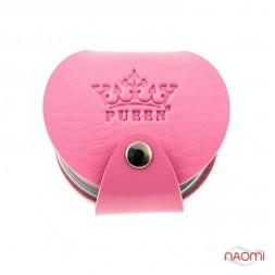 Чохол для 24 дисків PUEEN 100% США (світло-рожевий)