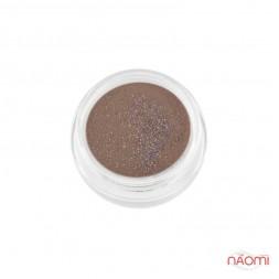 Акриловая пудра My Nail № 005, цвет молочно-шоколадный с блестками, 2 г
