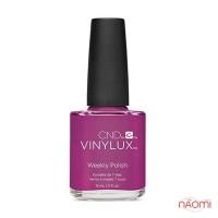Лак CND Vinylux Art Vandal 209 Magenta Mischief фиолетово-розовый, 15 мл