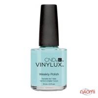 Лак CND Vinylux Flirtation 220 Aquaintance, лазурно-голубой, 15 мл