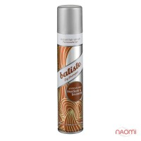 Сухий шампунь для волосся - Batiste Dry Shampoo, Medium and Brunette a Hint of Colour, 200 мл