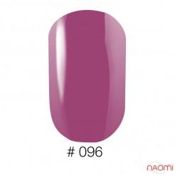 Лак Naomi 096 пастельная фуксия, 12 мл