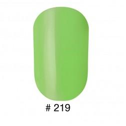 Лак Naomi 219 оливково - салатовый, 12 мл