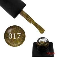 Гель-лак Kodi Professional № 017 (темно-ореховый с микроблеском) 7 мл