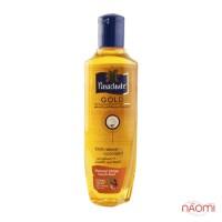 Кокосовое масло для блеска волос с экстрактом миндаля, Parachute Gold, 200 мл