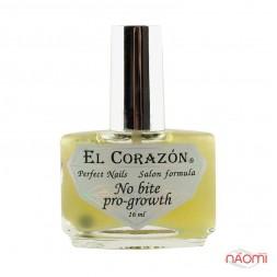 Засіб для нігтів гризи - не хочу EL Corazon No Bite pro-growth № 422, 16 мл