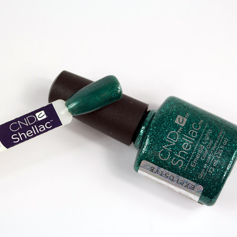CND Shellac Emerald Light, 7,3 мл, фото 2, 339.00 грн.