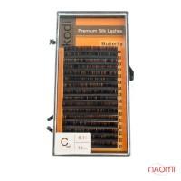 Вії Kodi professional Butterfly С 0.1 (10 мм)