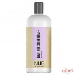 Рідина для зняття лаку NUB Pure Clean Nail Polish Remover, 500 мл