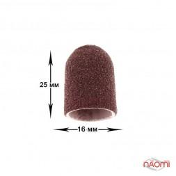 Ковпачок насадка для фрезера д.16 мм, абразивність 80