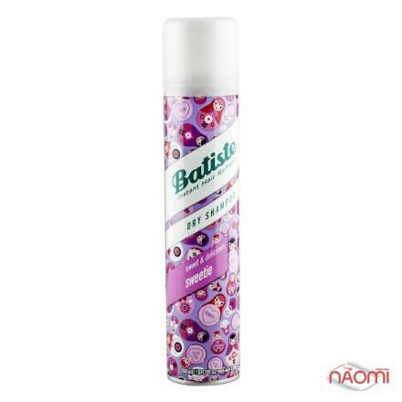 Сухой шампунь для волос - Batiste Dry Shampoo, Sweet & Delicious, 200 мл, фото 1, 159.00 грн.