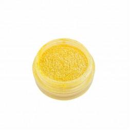 Жидкая слюда, цвет жёлтый JS-03