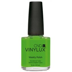Лак CND Vinylux Weekly Polish 170 Lush Tropics зелёный тропик, 15 мл