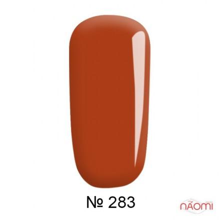 Гель-лак F.O.X Pigment 283 терракотовый, эмалевый, 6 мл, фото 1, 105.00 грн.