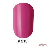 Лак Naomi 213 ягодный, 12 мл