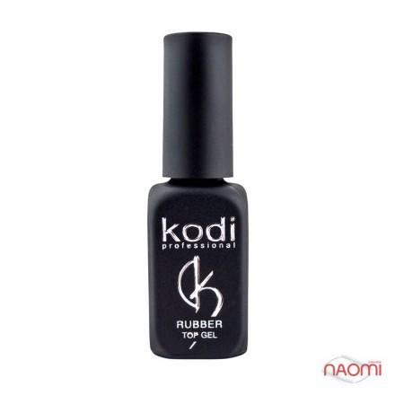 Топ каучуковый для гель-лака Kodi Professional Rubber Top 12 мл, фото 1, 199.00 грн.