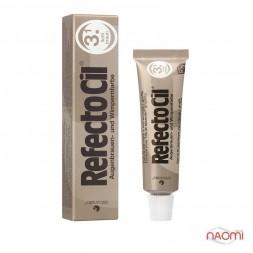 Фарба для брів і вій RefectoCil №3.1 Light Brown, колір світло-коричневий, 15 мл