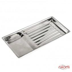 Лоток для инструментов Kodi Professional из нержавеющей стали, 195х90 мм
