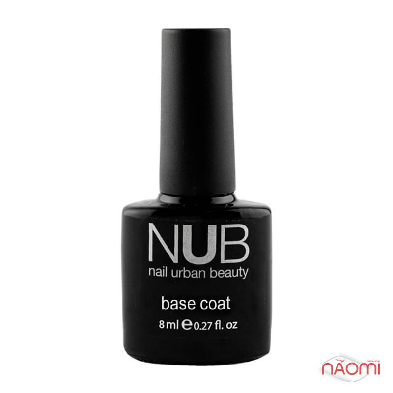 База для гель-лака NUB Nail Urban Beauty, 8 мл, фото 1, 138.00 грн.