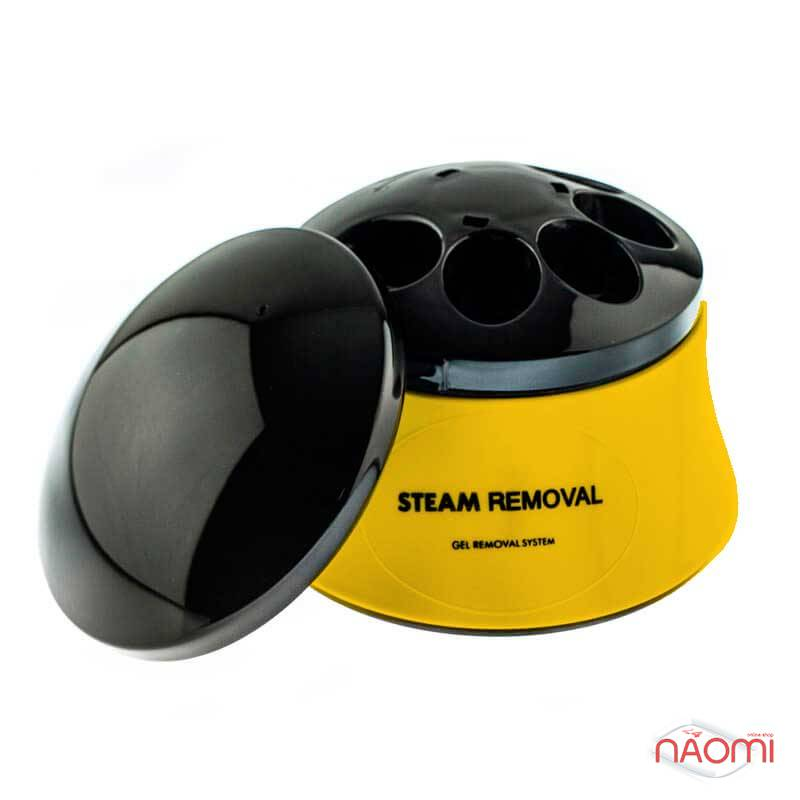 Аппарат для снятия гель-лака, цвет желтый, фото 3, 1 400.00 грн.