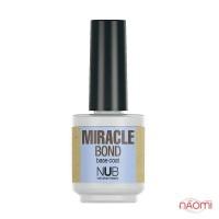 Базовое покрытие для лака NUB Miracle Bond, 15 мл