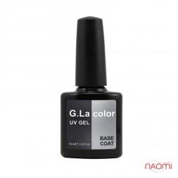 База для гель-лака G.La color UV Gel Base Coat 10 мл