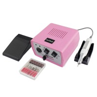 Фрезер Electric Drill DR 288, 30 000 обротов/мин, цвет розовый