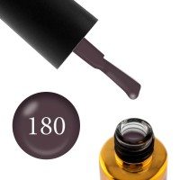 Гель-лак F.O.X Pigment 180 шоколадний, 6 мл