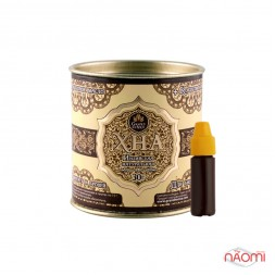 Хна для бровей и био тату Grand Henna коричневая, 30 грамм