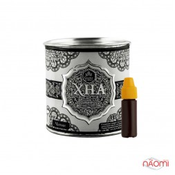 Хна для бровей и био тату Grand Henna чёрная 15 грамм
